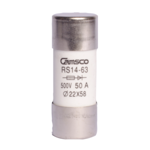 Fusible Cilindrico CAMSCO 22x58 mm
