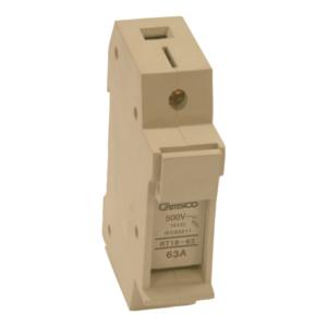 Bases CAMSCO para Fusibles Cilíndricos 14X51 mm