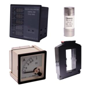Componentes Eléctricos CAMSCO