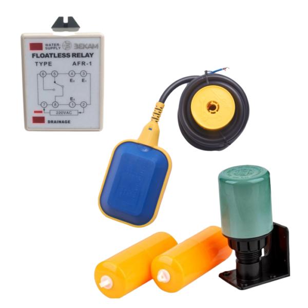 Detectores de Nivel de líquidos CAMSCO