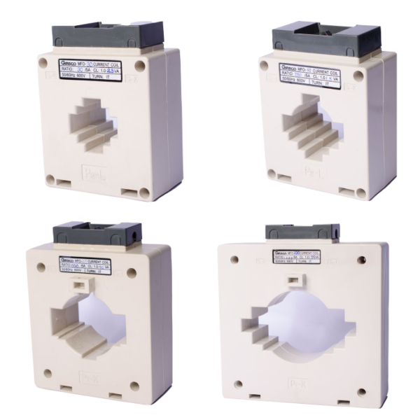 Transformadores de Corriente CAMSCO para Cable/ Barra clase 1 Gonzaga & Rodriguez Cia Ltda