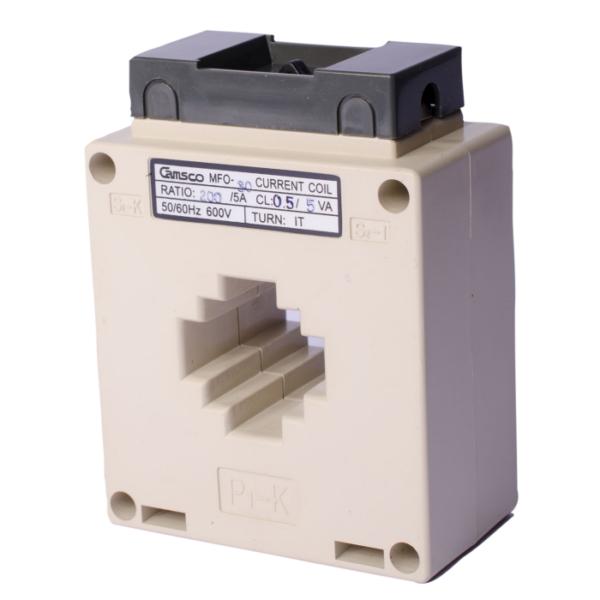 Transformadores de Corriente CAMSCO para Cable/Barra Clase 0,5