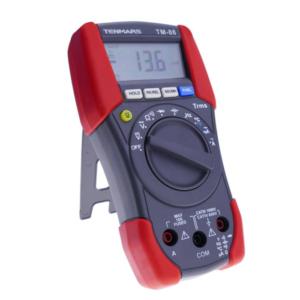 Multímetro Digital 750 VAC - 1000 VDC TENMARS