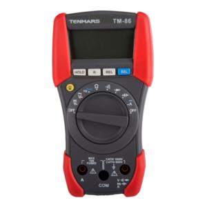 Multímetro Digital 600 VAC-VDC TENMARS