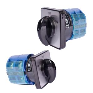 Interruptores de Fuerza tipo levas Tripolares Camsco, elemento de electricidad industrial a la venta en Gonzaga & Rodríguez Cía. Ltda.