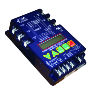 ICM-450S_Supervisor de Voltaje Trifásico completo digital con pantalla_Voltaje_ 190-630 VCA